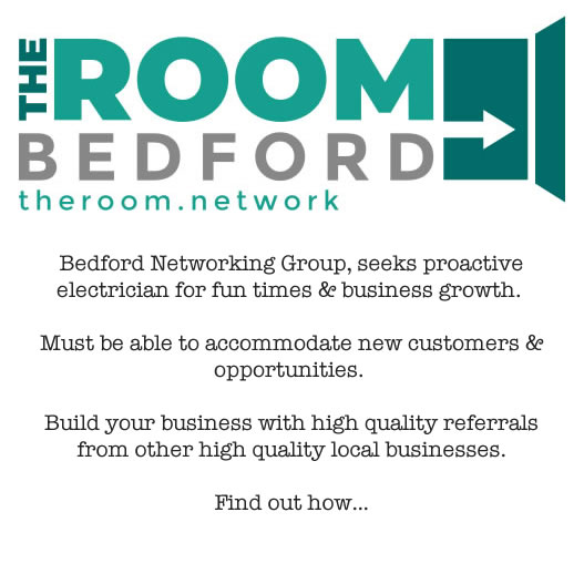Bedford Electrician Wanted